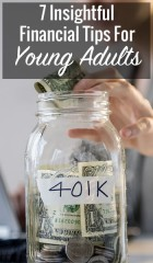 7 Insightful Financial Tips For Young Adults