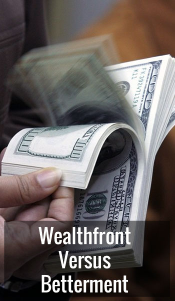 Wealthfront Versus Betterment
